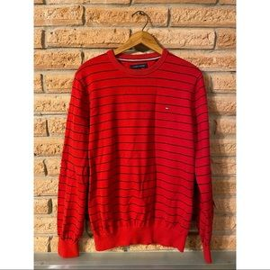Tommy Hilfiger Men's Long-Sleeve Sweater